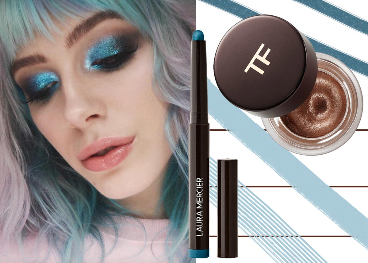 11 Cool Metallic Eyeshadows to Amp up Your Eye Makeup Game