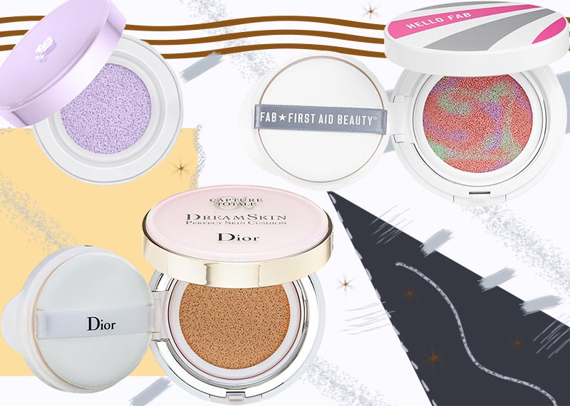 12 Best Cushion Foundations in 2020: Cushion Compact Makeup Products