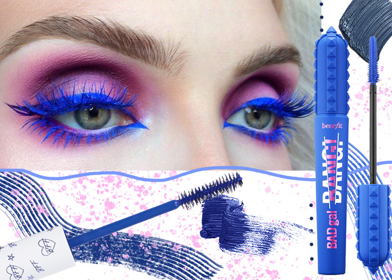 15 Best Blue Mascaras for an Eye-Popping Makeup Look