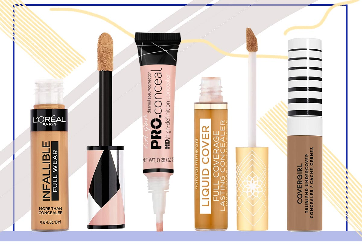 15 Best Drugstore Concealers for Every Skin Type in 2020