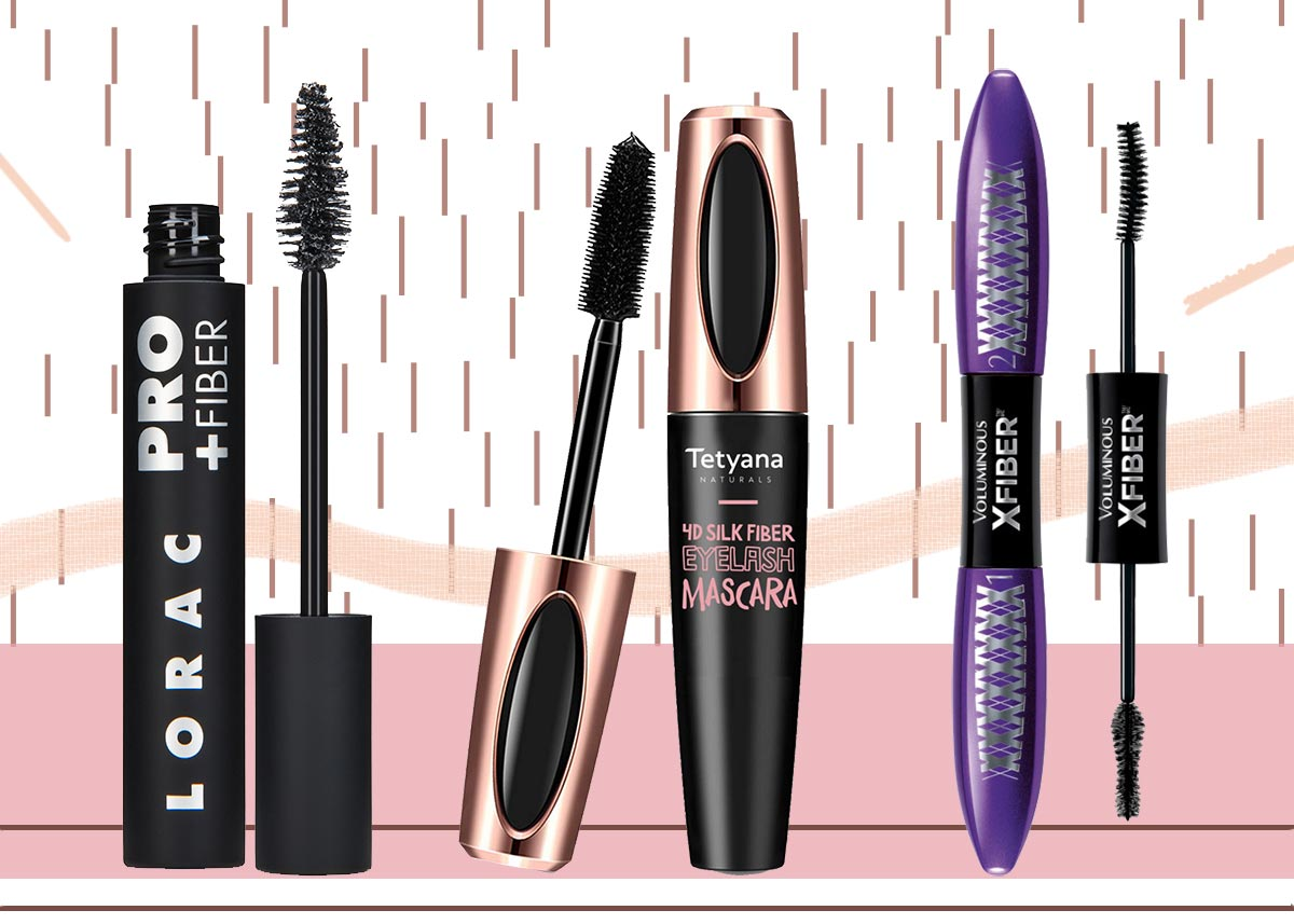 15 Best Fiber Mascaras in 2020 for Short Lashes to Look Thick and Long