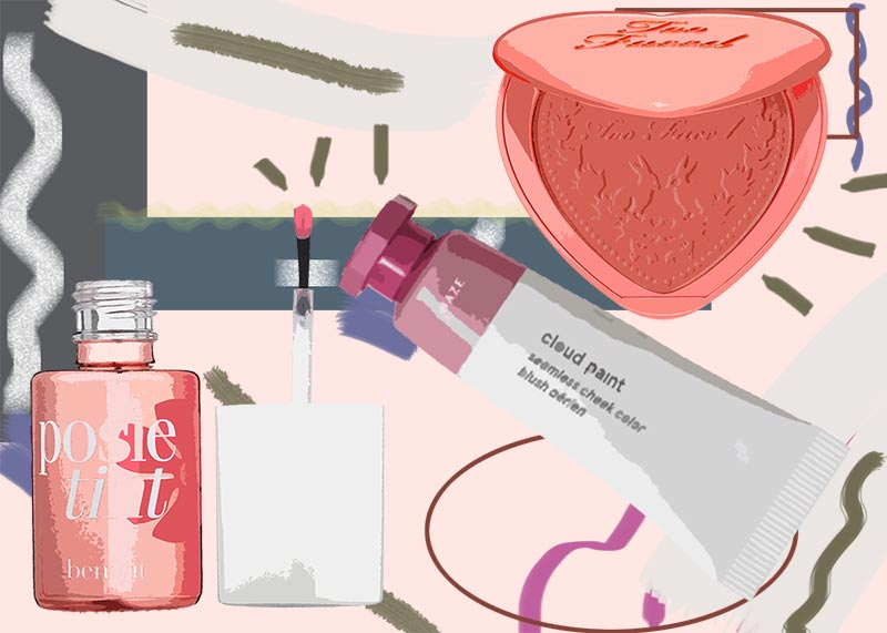 16 Best Blush Colors for Your Skin Tone: How to Apply Blush