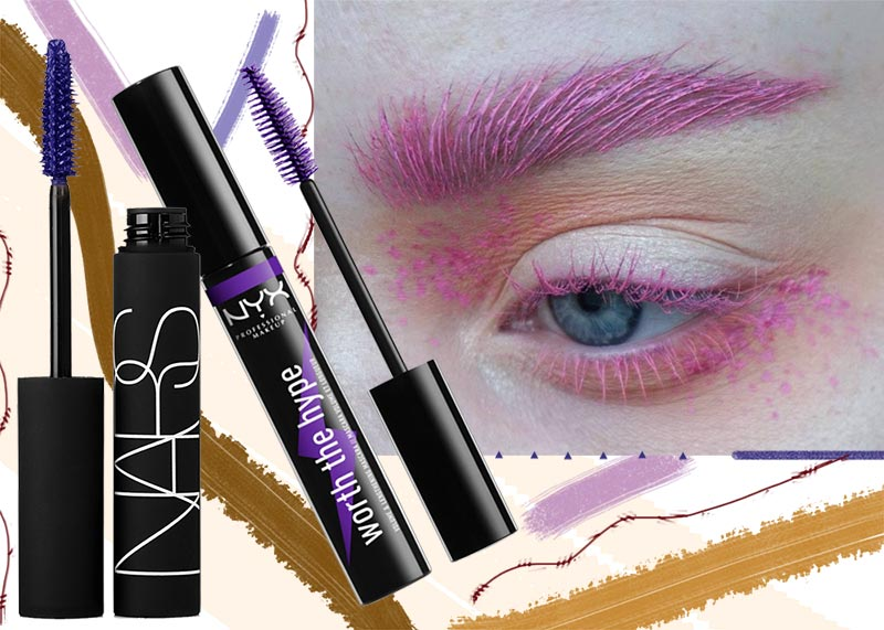 17 Best Colored Mascaras for Every Eye Color to Try