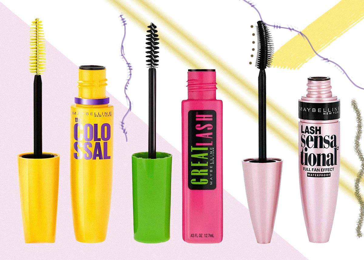 17 Best Maybelline Mascaras of All Time for Every Lash Type