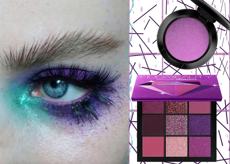 17 Purple Eyeshadow Shades & Palettes That Will Make Eyes Pop