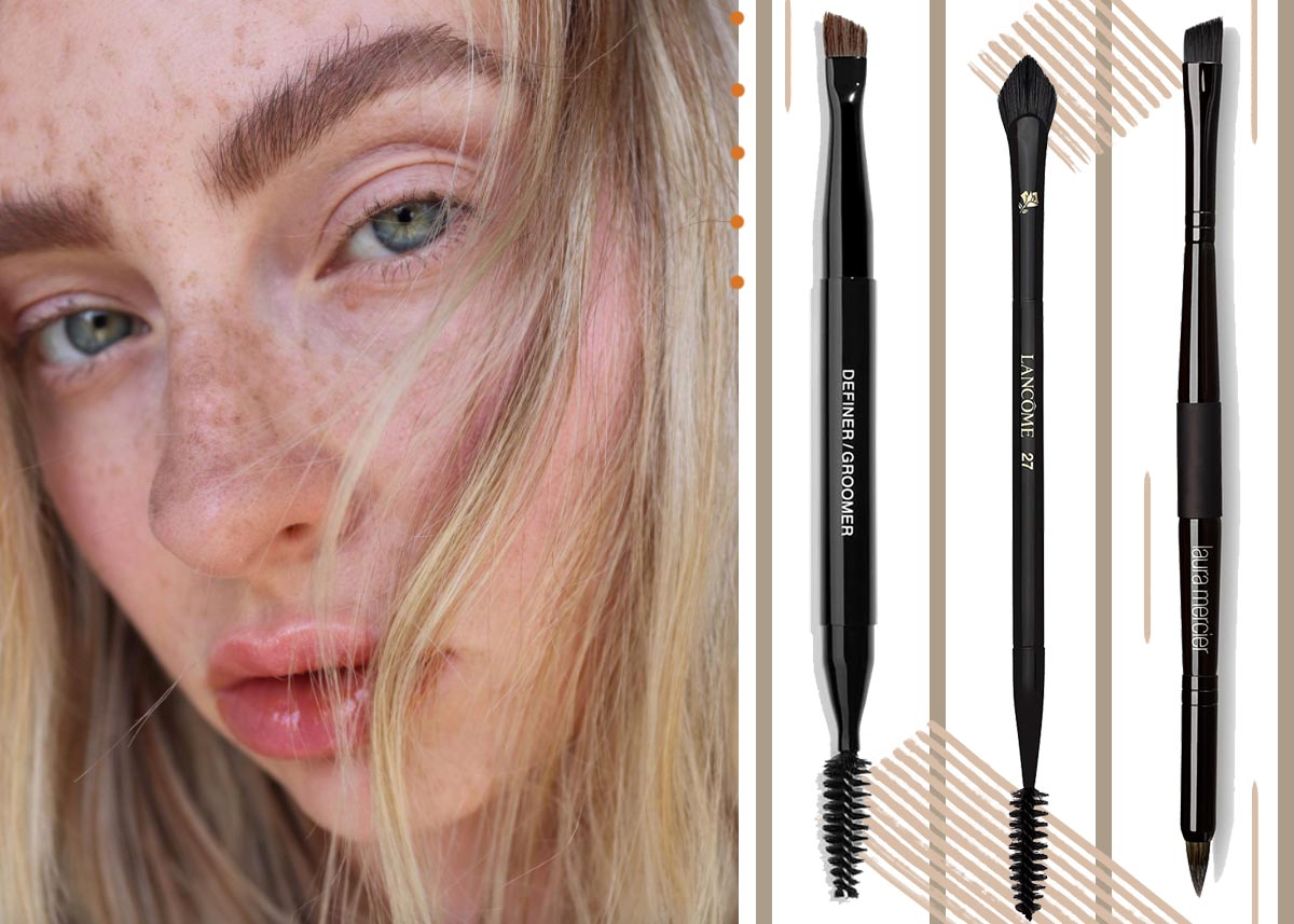 19 Best Eyebrow Brushes in 2020: How to Use a Brow Brush