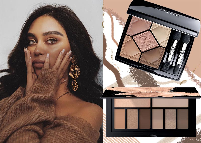 19 Best Nude Eyeshadow Palettes to Channel the Neutral Makeup Trend