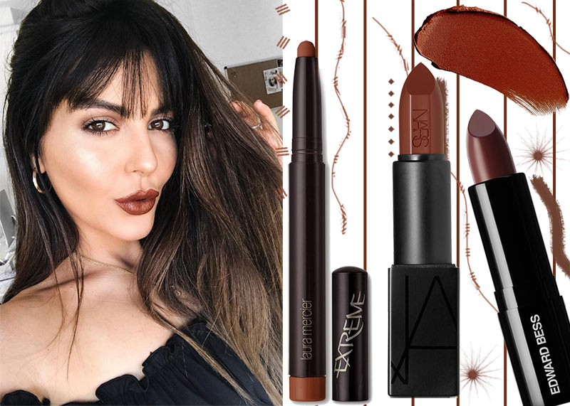 21 Best Brown Lipstick Shades for Every Skin Tone: '90s Brown Lipstick Trend