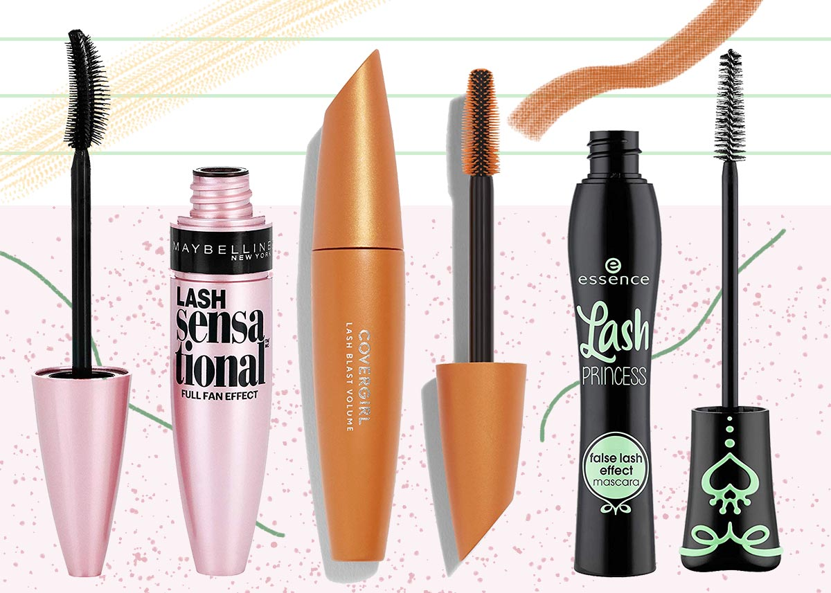 21 Best Drugstore Mascara Picks in 2020 for Volume, Length & More