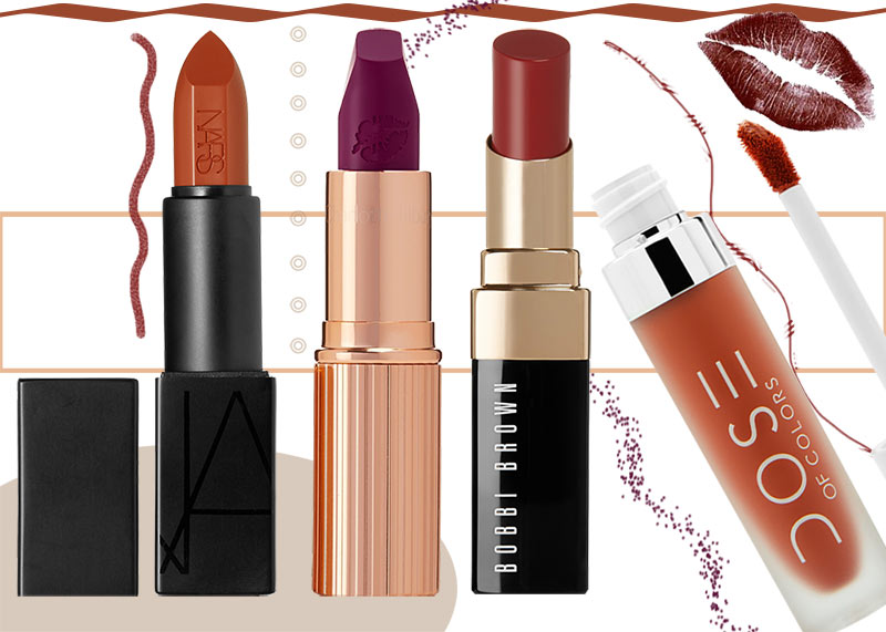 21 Best Fall Lipstick Colors for 2020 to Embrace a New You