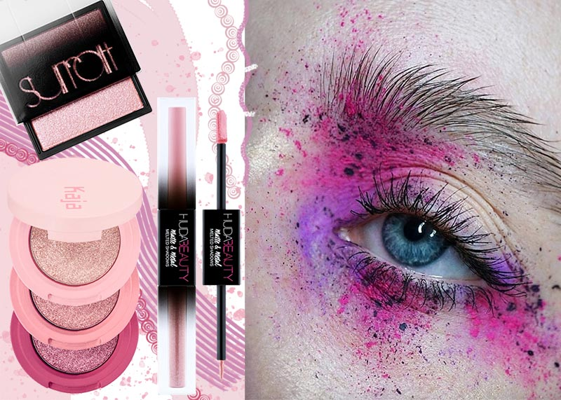 21 Pretty Pink Eyeshadow Colors You Can Absolutely Wear IRL