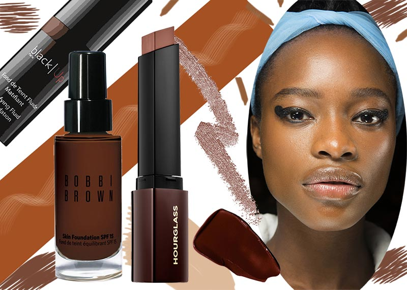 23 Best Foundations for Dark Skin Tones: Dark Foundation Tips