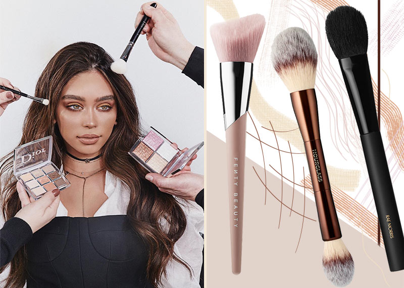 23 Best Makeup Brushes in 2020 for Full-Face Makeup