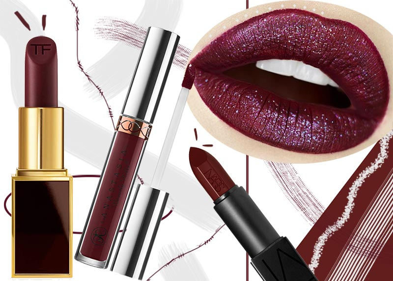 Burgundy Lips: 17 Best Burgundy Lipsticks for Every Skin Tone