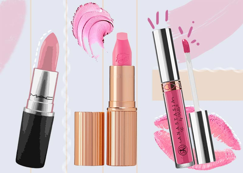 How to Choose Pink Lipsticks for Your Skin Tone