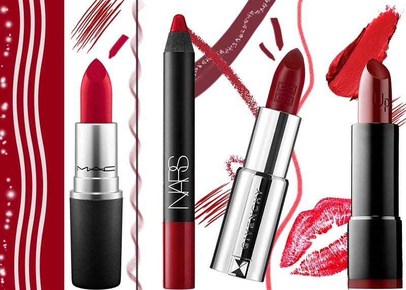 Red Lip Colors for Every Skin Tone