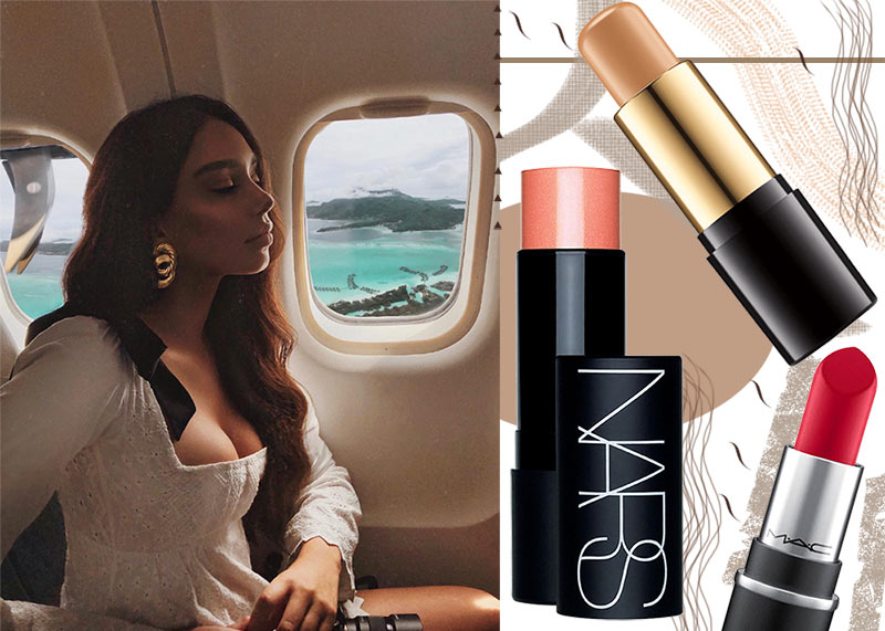 Your Ultimate Travel Makeup Routine & Travel Beauty Guide